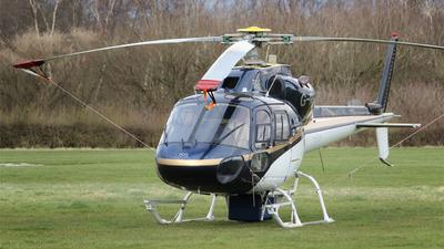 G-PDGP - Aérospatiale AS 355F2 Ecureuil 2 - PDG Helicopters