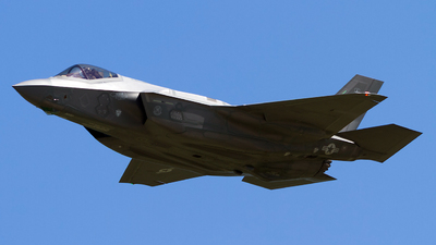 11-5037 - Lockheed Martin F-35A Lightning II - United States - US Air Force (USAF)