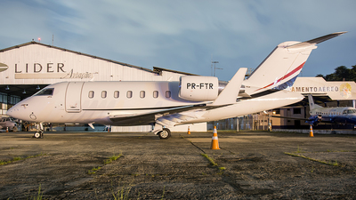 A picture of PRFTR - Bombardier CL605 Challenger - [5915] - © Leonardo Carvalho