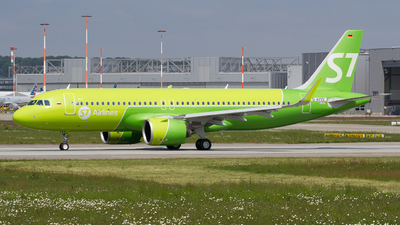 D-AVVX - Airbus A320-271N - S7 Airlines