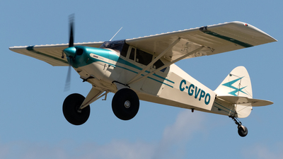 A picture of CGVPO - Piper PA22150 Caribbean - [226865] - © Mike MacKinnon