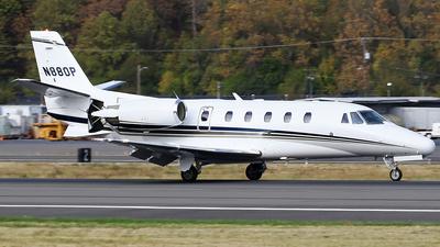 N880P - Cessna 560XL Citation Excel - Private