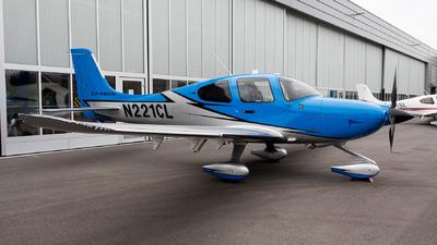 N221CL - Cirrus SR22T-GTS G6 Carbon - Private