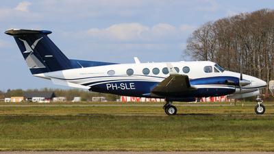 PH-SLE - Beechcraft B200 Super King Air - Slagboom & Peeters Aerial Photography