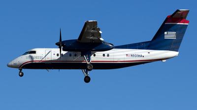 A picture of N931HA - De Havilland Canada Dash 8100 - [132] - © Cary Liao