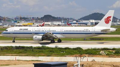 B-1855 - Airbus A321-213 - Air China