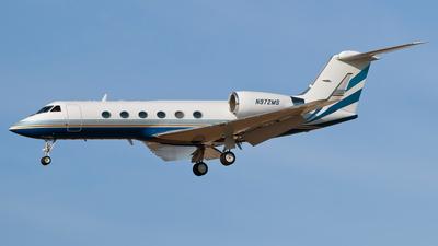 N972MS - Gulfstream G-IV(SP) - Private