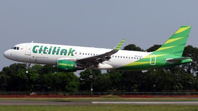 A picture of PKGLX - Airbus A320214 - Citilink - © Abizar Burniat