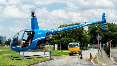 PT-HXS - Robinson R22 Beta - AGD Aviation Formação de Pilotos