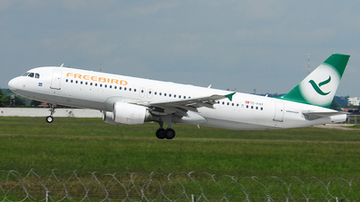 TC-FHY - Airbus A320-214 - Freebird Airlines