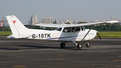 B-107K - Cessna 172S Skyhawk SP - Civil Aviation Flight University of China