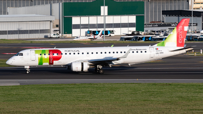 CS-TPV - Embraer 190-100LR - TAP Express