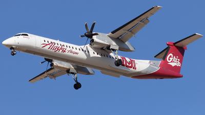 A picture of N402QX - De Havilland Canada Dash 8400 - Alaska Airlines - © Ethan Peters