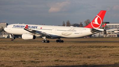TC-JNL - Airbus A330-343 - Turkish Airlines