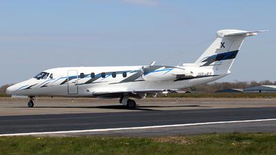HA-JEX - Cessna 650 Citation VI - Jetstream Air