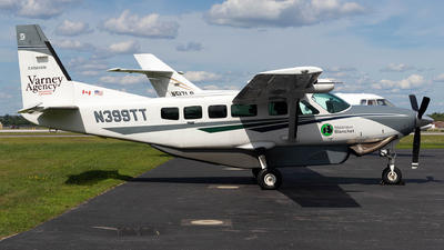 N399TT - Cessna 208 Caravan - Private