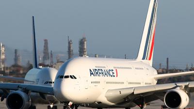 F-HPJH - Airbus A380-861 - Air France