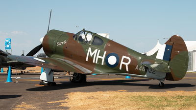 VH-MHR - CAC CA-12 Boomerang - Private