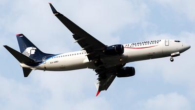 XA-AMO - Boeing 737-852 - Aeroméxico