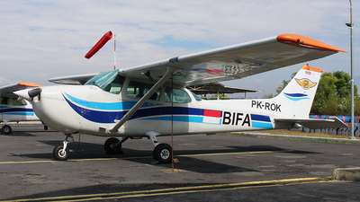 PK-ROK - Cessna 172P Skyhawk - Bali International Flight Academy