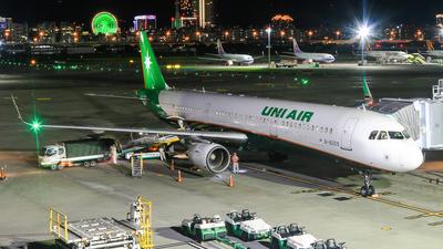 B-16209 - Airbus A321-211 - Uni Air