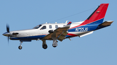 N755JG - Socata TBM-900 - Private