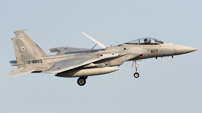 12-8803 - McDonnell Douglas F-15J Eagle - Japan - Air Self Defence Force (JASDF)