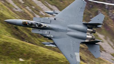 96-0204 - Boeing F-15E Strike Eagle - United States - US Air Force (USAF)