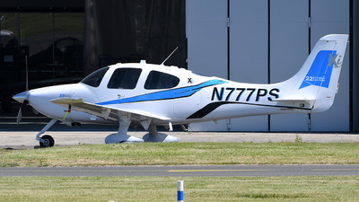 N777PS - Cirrus SR22-Xi - Private