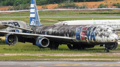 PP-BET - Douglas DC-8-73(CF) - BETA - Brazilian Express Transportes Aéreos