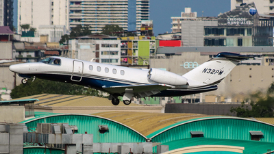 N32PM - Cessna 525 Citation CJ4 - Private