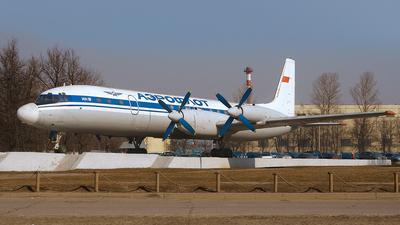 CCCP-75554 - Ilyushin IL-18 - Aeroflot
