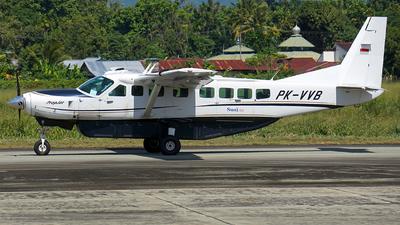 PK-VVB - Cessna 208B Grand Caravan - Susi Air
