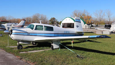 A picture of CGFXB - Mooney M20F - [221313] - © Guy Langlois