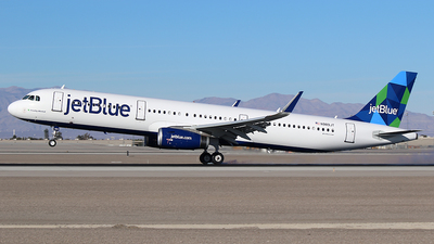 N989JT - Airbus A321-231 - jetBlue Airways