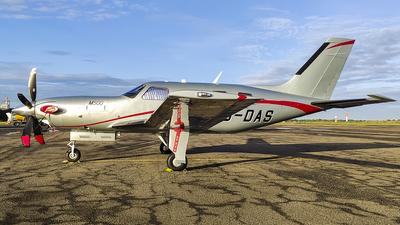 PS-DAS - Piper PA-46-M500 - Private