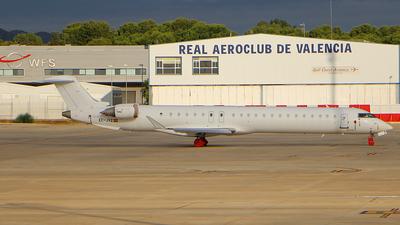 EC-JXZ - Bombardier CRJ-900ER - Air Nostrum