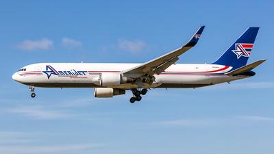 N378CX - Boeing 767-323(ER)(BDSF) - Amerijet International
