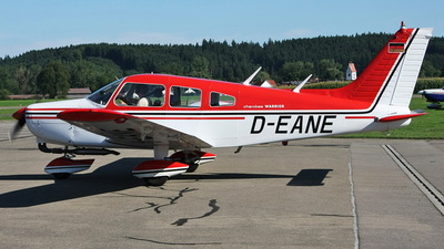 D-EANE - Piper PA-28-151 Cherokee Warrior - Private