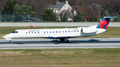N568RP - Embraer ERJ-145LR - Delta Connection (Chautauqua Airlines)