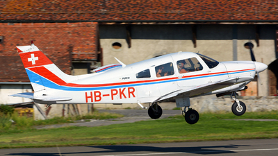 HB-PKR - Piper PA-28-181 Archer II - Private