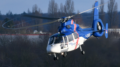 F-GVGV - Eurocopter AS 365N3 Dauphin - Héli-Union