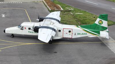 9N-AKK - Dornier Do-228-212 - Tara Air