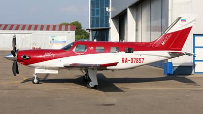 RA-07857 - Piper PA-46-M600 SLS - Private
