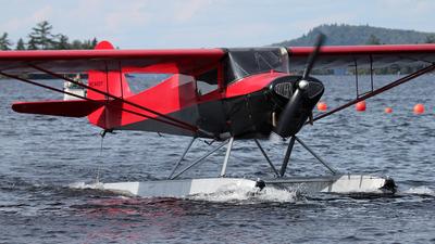 NC44317 - Taylorcraft BC-12D - Private