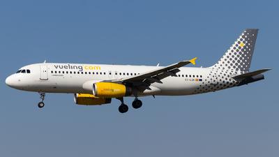 A picture of ECLQK - Airbus A320232 - [2589] - © Luke Dogan