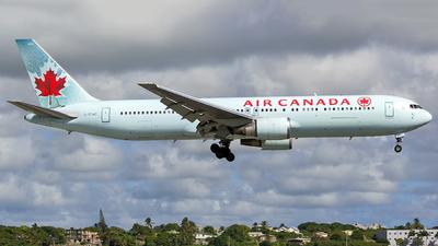 C-FCAG - Boeing 767-375(ER) - Air Canada