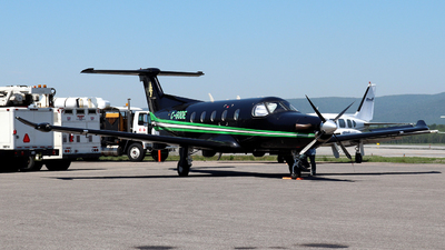 C-GODE - Pilatus PC-12/47 - Kudlik Aviation Inc.