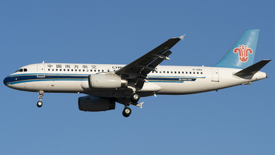 B-9912 - Airbus A320-232 - China Southern Airlines