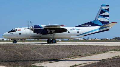 EW-278TG - Antonov An-26B - Vulkan Air